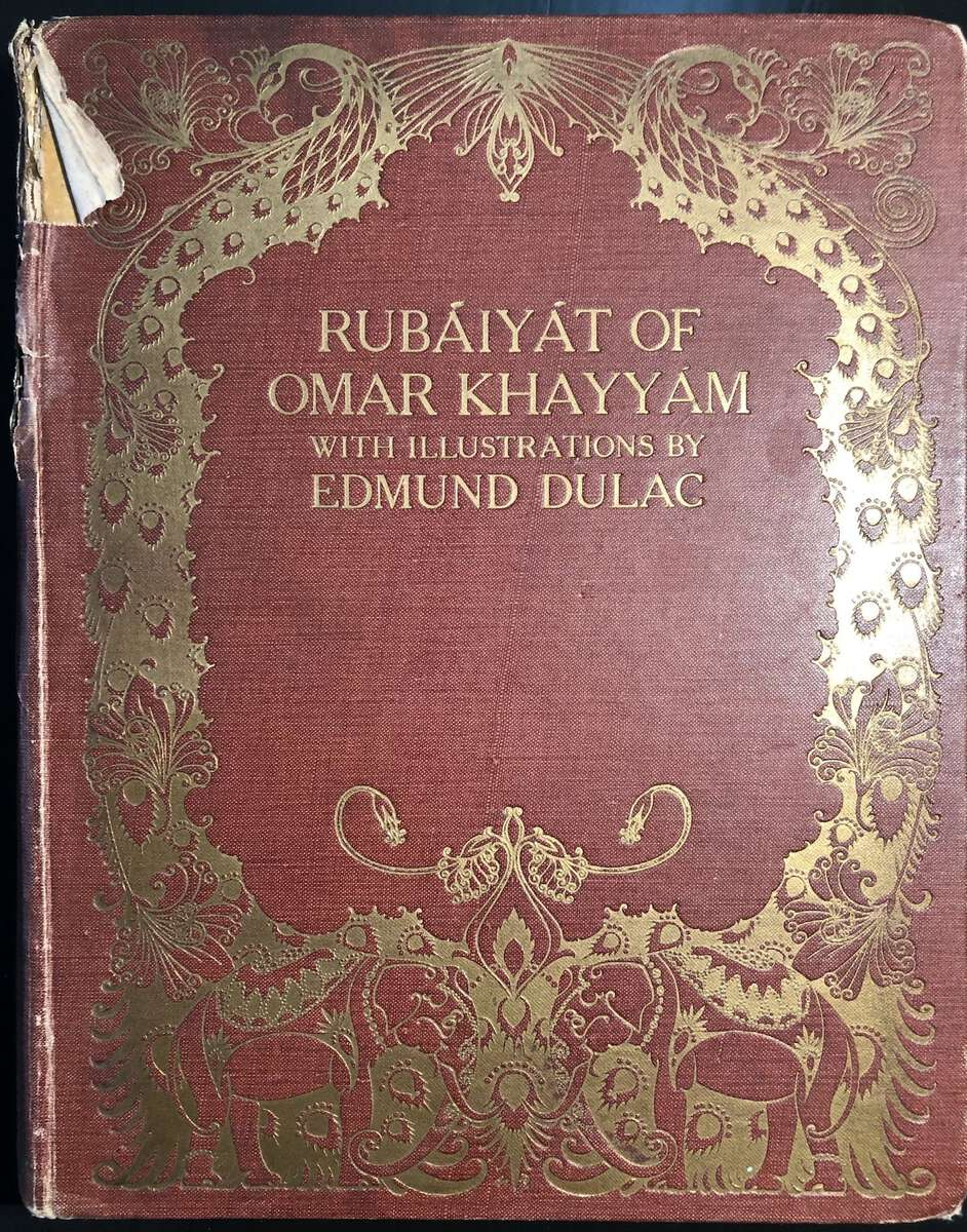 1920s? Hodder and Stoughton Edmund Dulac Edition